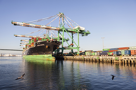 Did the West Coast Port Dispute Contribute to the First-Quarter GDP Slowdown