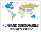 Nonbank Subsidiaries