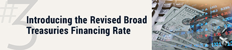 Introducing the Revised Broad Treasuries Financing Rate