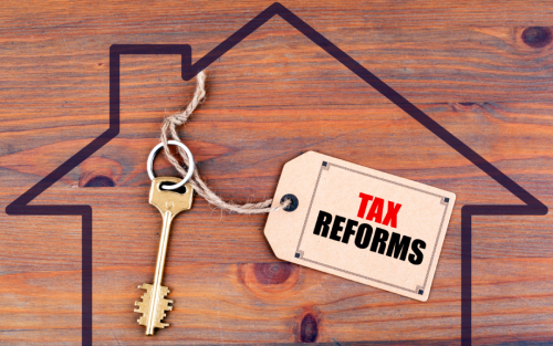 LSE_How Will the New Tax Law Affect Homeowners in High Tax States? It Depends