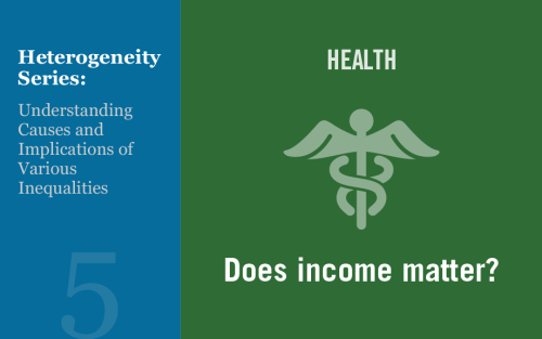 Does U.S. Health Inequality Reflect Income Inequality—or Something Else?