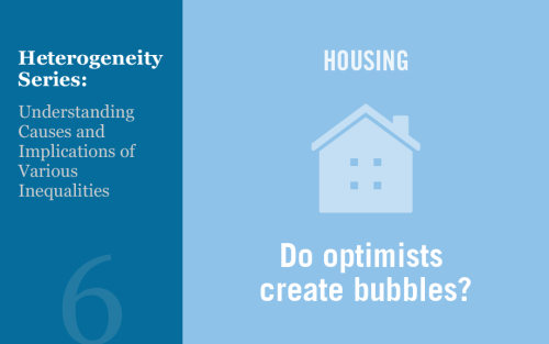 Optimists and Pessimists in the Housing Market