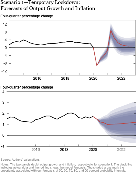 The New York Fed DSGE Model Forecast—June 2020