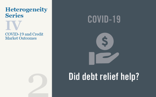 Debt Relief and the CARES Act: Which Borrowers Benefit the Most?